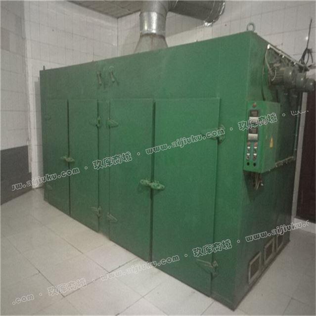 滨州二手热风循环烘箱 染料中间体专用不锈钢热风循环烘箱