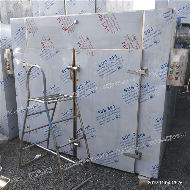 武汉二手热风循环烘箱,二手单门单车24盘热风循环烘箱价格