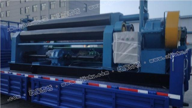 20*2500自动机械卷板机供应