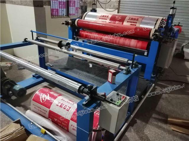 柔板印刷機膠版