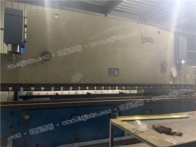 南通250吨-6米数控折弯机