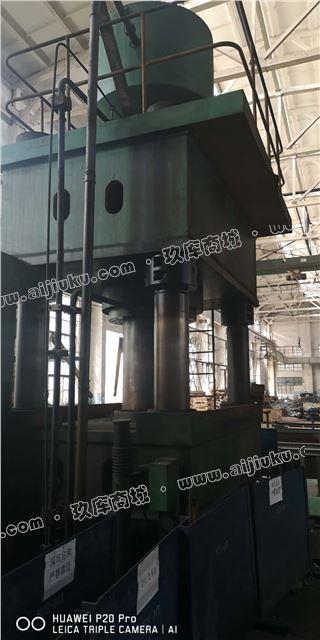 1000噸合肥鍛壓四柱油壓機