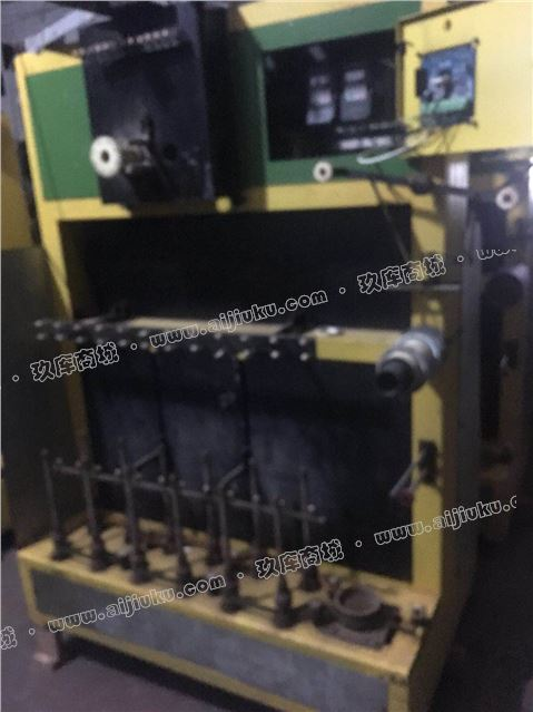 企業出售八九成新二手 化纖分絲機