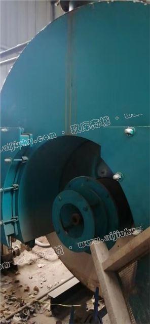 出售两吨燃油蒸汽锅炉一台 在台位