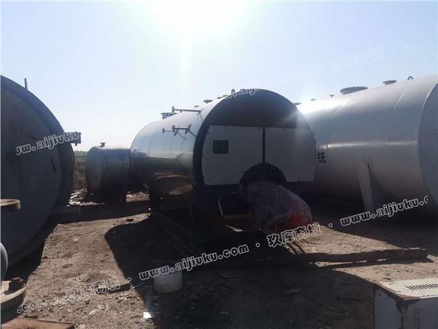 出售四吨特富 燃气蒸汽锅炉
