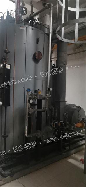 出售四吨苏州三浦蒸汽锅炉多台 油气俩用