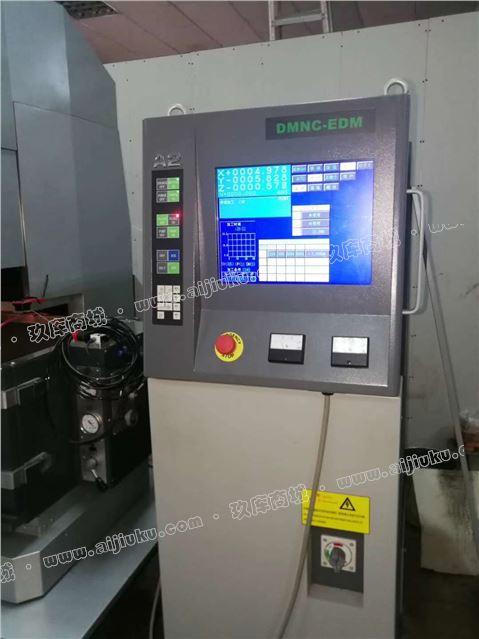 機械廠急售二手北京迪蒙沙迪克B30鏡面火花機