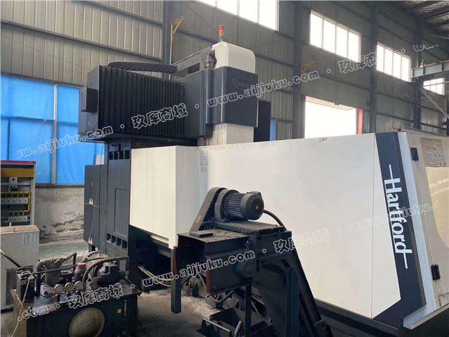 机械厂急售二手台湾协鸿CNC-2150L龙门铣加工中心