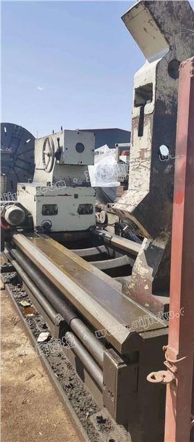 機械廠急售二手普利森CW61190L臥式車床
