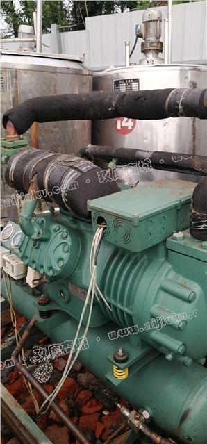 30p比泽尔双级压缩机两套出售