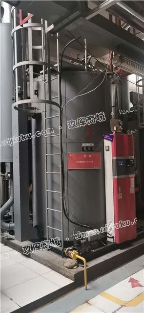 出售四吨苏州三浦蒸汽锅炉多台