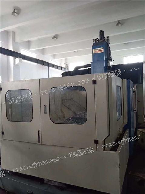 厂家处理抵账机台湾FS-3216数控龙门加工中心