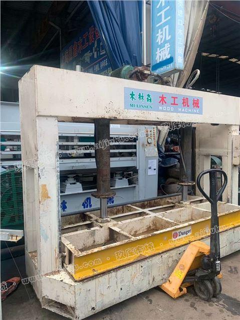 冷压机2.5米×1米25