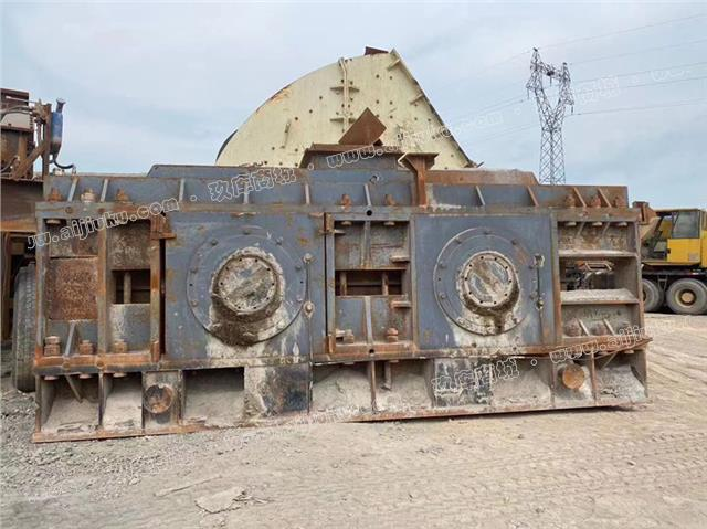 1510对辊破碎机,制砂机,时产100吨