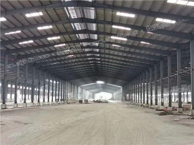江西抚州东乡区精品钢结构厂房材料出售100米宽500米长8.5米高