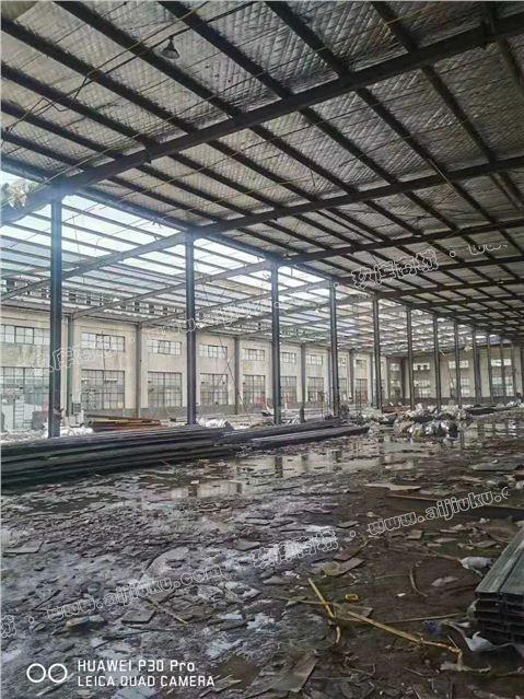 售36米宽,100米长,高8.3米厂房