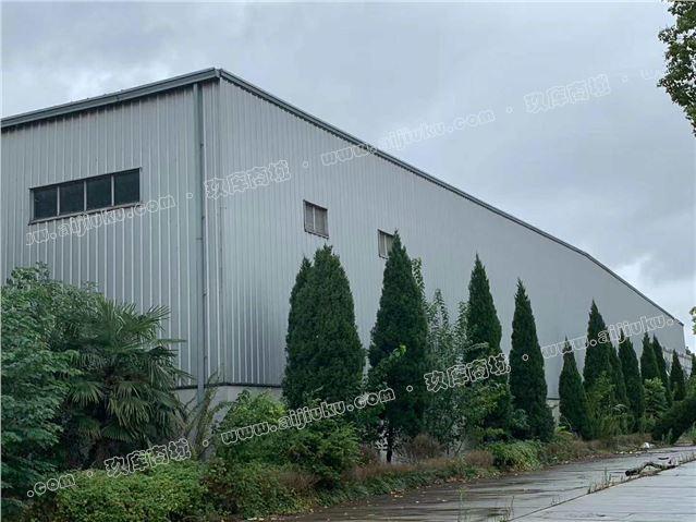 宽75mx长72mx高8m 大跨度厂房