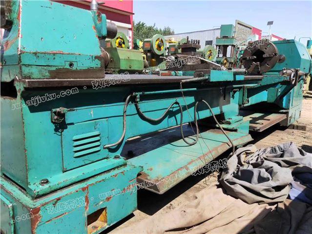 沂水产1319*3米管子螺纹车,孔径200