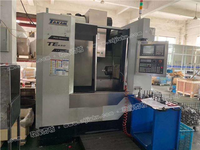 工厂转型出售二手大金TE850立加发那科oi-MF系统
