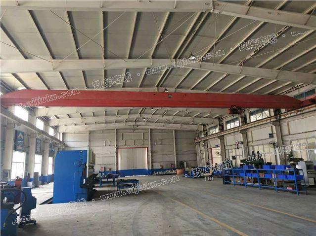 天车5吨22.5米三台5吨17.5米一台10吨17.5米共两部