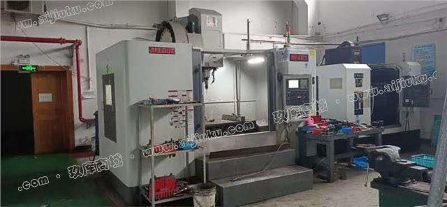 在位出售昆山全特精密机械 1370 加工中心