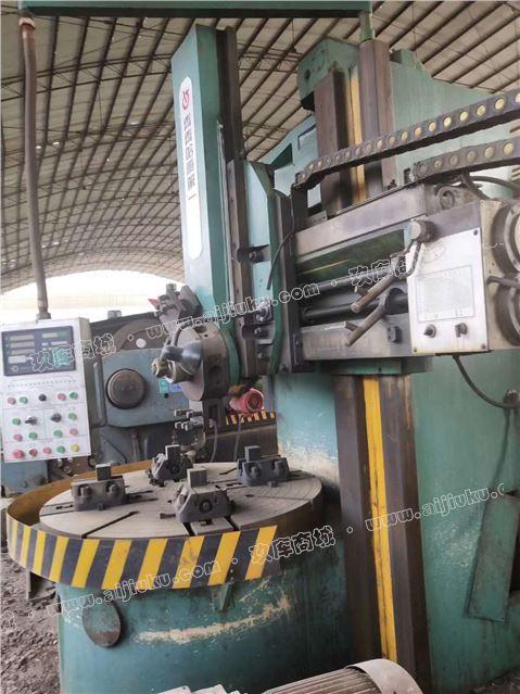 机械厂急售二手齐重CA5116Ex10-5单柱立式车