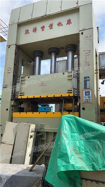 出售630吨框架液压机