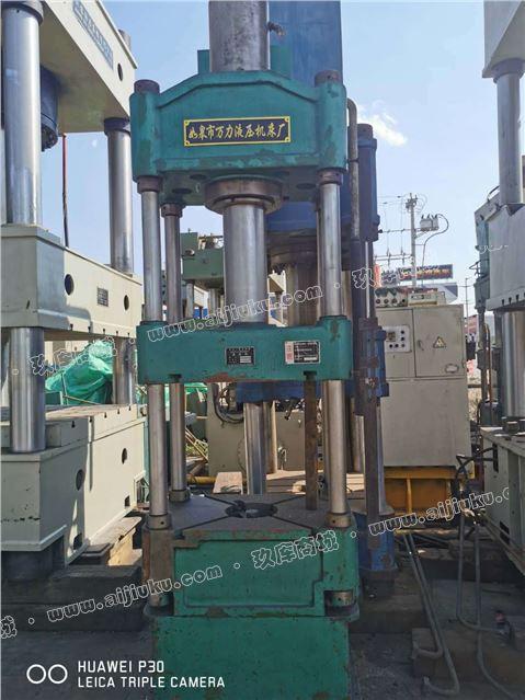 出售100吨二手液压机