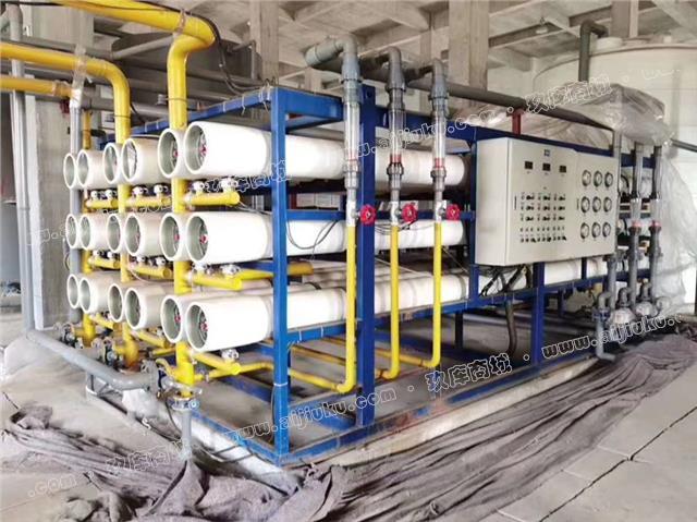 100噸水處理設備低價處理