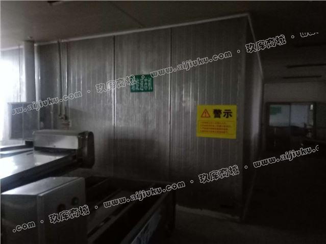 出售1.5吨南通星诺双螺旋速冻机,氨制冷