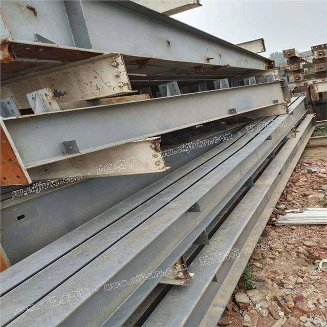 大量转让二手钢结构厂房车间仓库沙石料棚大跨度高层建筑