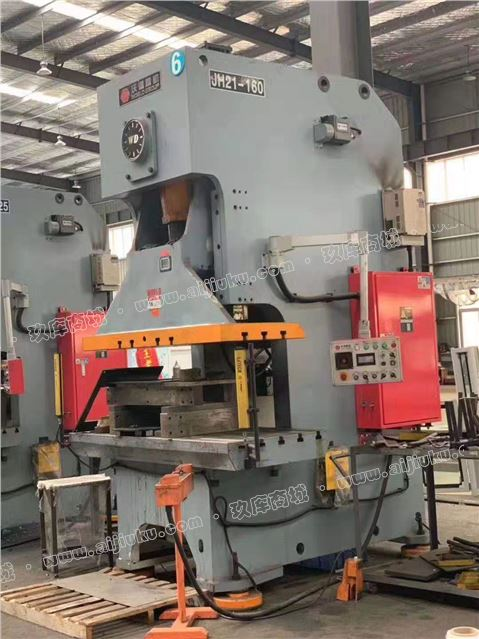 沃得精机160吨压力机