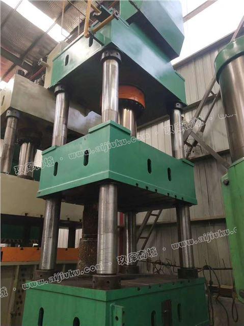 机械厂急售二手南通锻压YQ32-630四柱液压机