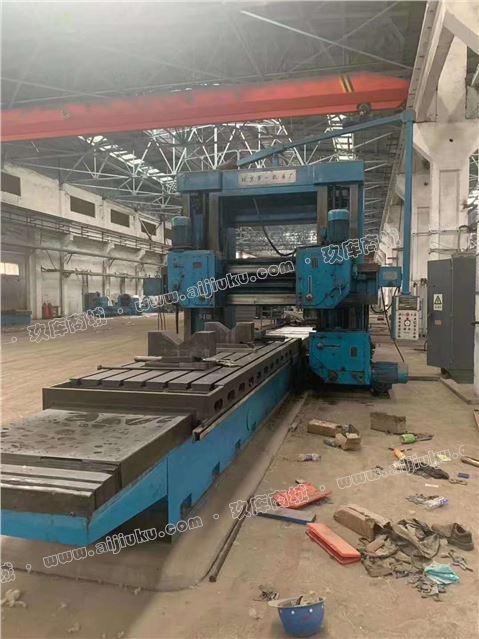工厂转型出售二手北京一机X2012D龙门铣
