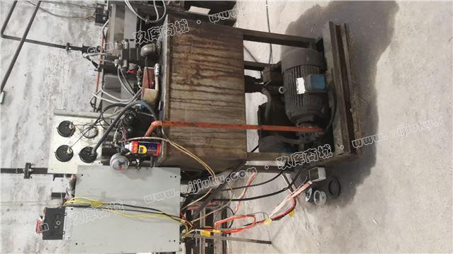 4*8帶側壓熱壓機一臺