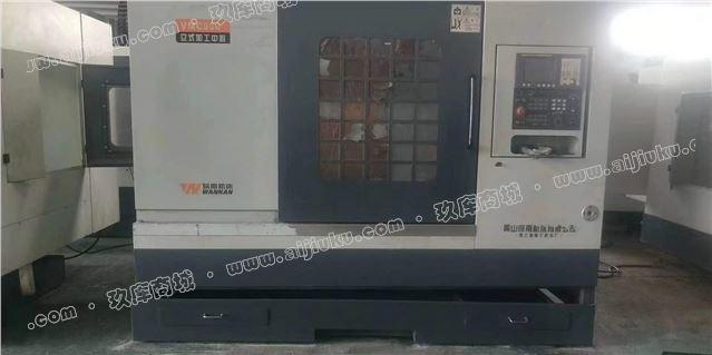高价回收皖南VMC850数控铣发那科MD系统