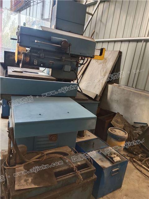 機械廠急售二手杭州HZ-630x1.25米臥軸矩臺平面磨