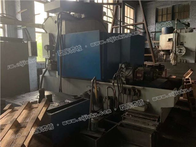 機械廠急售二手朝陽M74160立軸圓臺平面磨二手平面磨